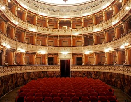 Il teatro di Cagli