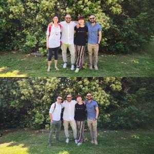 Lo staff di Bianchello & Friends