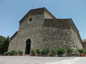 L'Abbazia di San Michele Arcangelo a Lamoli