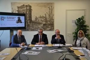 Report Conf stampa con Sindaco Lisi Minardi e Travesini della Regione Marche