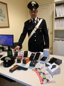 carabinieri smart