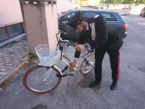 furto bicicletta