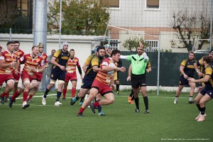 Pesaro rugby: serie A Rugby 2019-2020