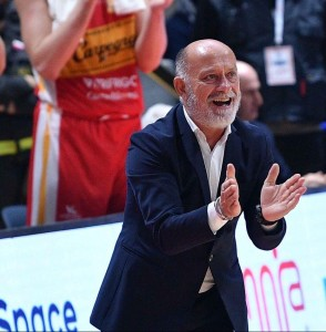 Coach Giancarlo Sacco presenta #PesaroSassari