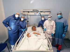 Paziente estubato