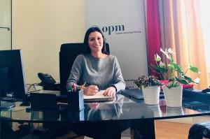 Katia Marilungo, presidente dell'Ordine Psicologi Marche