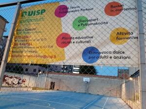 Uisp campo via Luca della Robbia