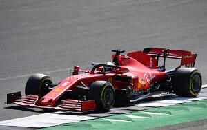 Vettel fuori dalla Q3