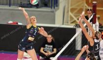 Robur Tiboni Urbino volley 11° RITORNO a Frosinone