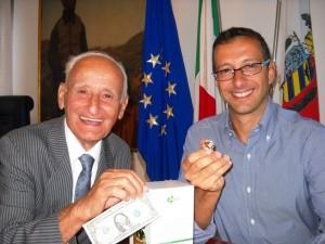 D'Amico e Ricci nel 2011