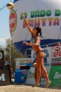 Beach volley che passione!