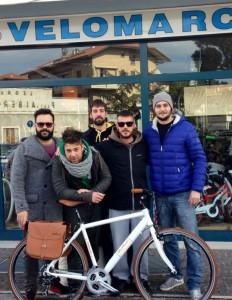 I protagonisti della prossima Parigi-Londra in bici