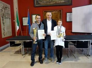Lucena, belloni e Bisello