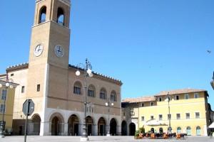 Fano piazza XX Settembre 1