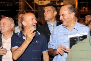 Palmiro Ucchielli e Pierluigi Bersani 2