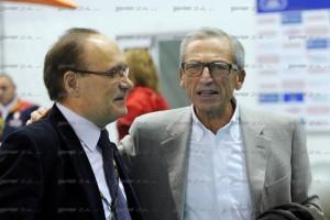 Sandro Sardella e Valter Scavolini