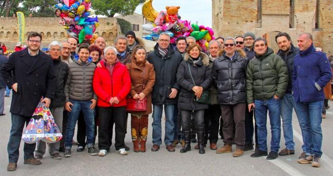 Ceriscioli al Carnevale di Fano