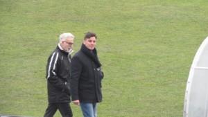 Ceccarini col d.s. Pietro D'Anzi