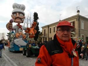 Luciano Cecchini Carnevale di Fano 2015