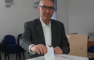 Luca Ceriscioli, vincitore alle primarie del centrosinistra