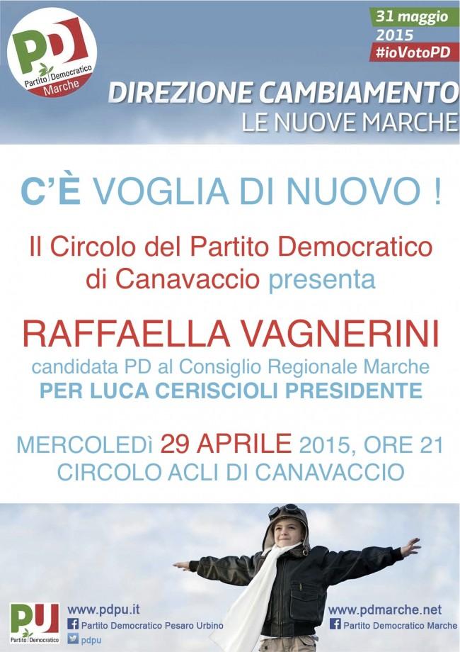 Incontro con Vagnerini Circolo di Canavaccio