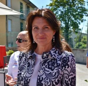 Il Sindaco Francesca Paolucci