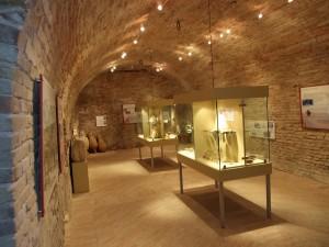 Il museo archeologico di San Lorenzo in Campo