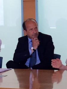 Amerigo Varotti, direttore provinciale di Confcommercio
