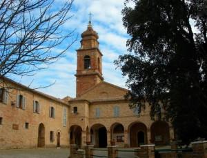Il santuario del Beato Sante