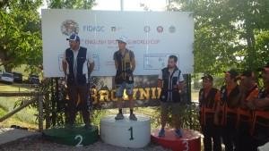 Enrico Lugli vince a Fara in Sabina