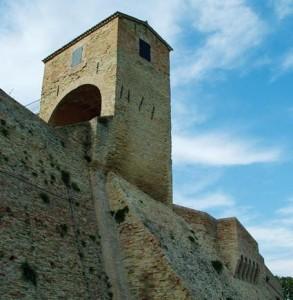 Il castello di Novilara