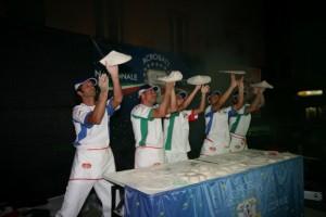La Nazionale Pizzaioli a San Lorenzo in Campo