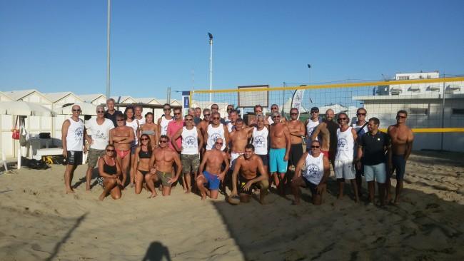 XII edizione del King of the Beach torneo riservato alle categorie da over 40 a over 60 e la II edizione del Queen of the Beach per atlete over 35.