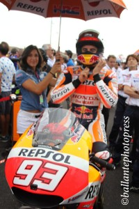 Marc Marquez (foto Amato Ballante)