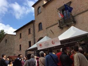 Apecchio, la Mostra Mercato del Tartufo e dei Prodotti del Bosco