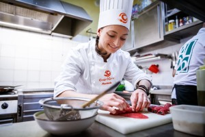 Rachele Palazzetti, Chef In The City 2014