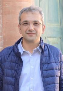 Il sindaco di Urbania Marco Ciccolini