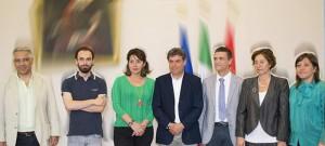 La giunta comunale di Fano