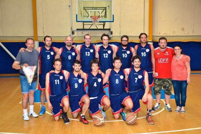 La squadra sordi basket Pesaro