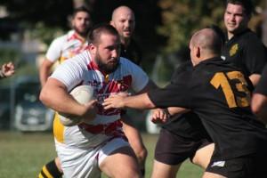 Danilo Maccan, pilone della Pesaro rugby