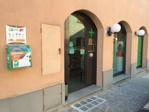Defibrilatore a San Costanzo