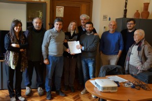 Incontro For.Bici col sindaco di Fano Massimo Seri