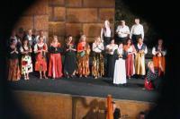 La Cavalleria Rusticana nella sua precedente rappresentazione a Villa Caprile