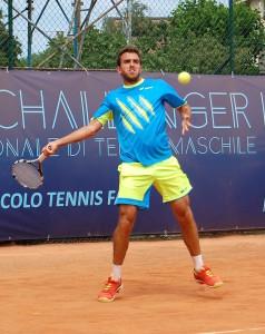 Il milanese Alessandro Petrone si è qualificato per il main draw dell'Adriatic Challenger, battendo il russo Bublik 6-2 6-4