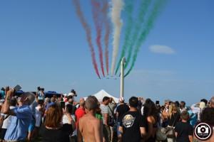 Frecce Tricolori a Pesaro (foto Filippo Baioni) 00010