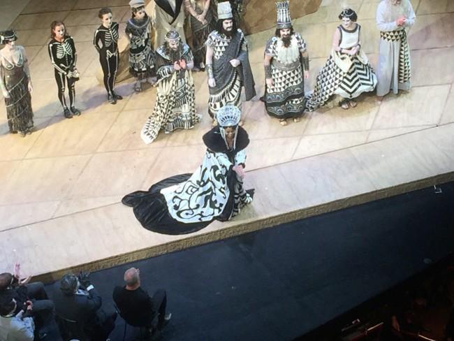 Pretty Yende riceve l'omaggio del teatro Rossini