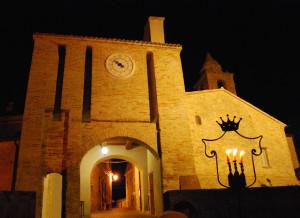 Rock'n'folk: castello di Candelara