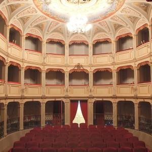 Il Teatro Leopardi di San Ginesio