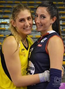 Camilla Mingardi e Rossella Olivotto: mai fidarsi di un'amica (Foto Eleonora Ioele)