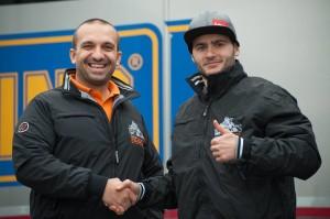 Luca Ottaviani nel Team Tecnobike 2017